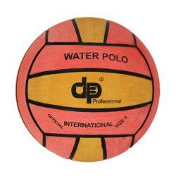 Water polo ball - W4 Men - yellow-pink