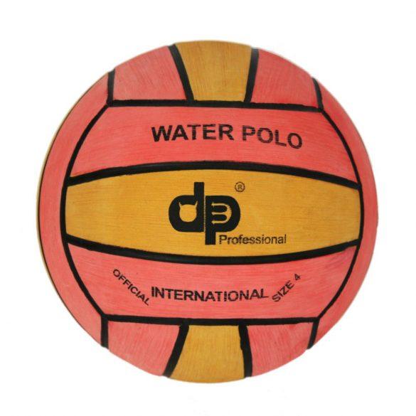 Wasserball-W4 Herren-gelb/pink