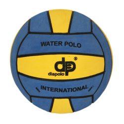 Water polo ball - W5 Men - blue-yellow