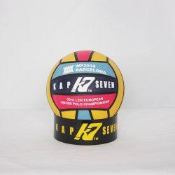 Wasserball-Kap7 W1 EURO CHAMP 18 Neu