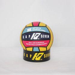 Wasserball -kap7W1 EURO CHAMP 18 Neu