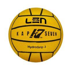 Wasserball-Kap7 Grösse 3-gelb