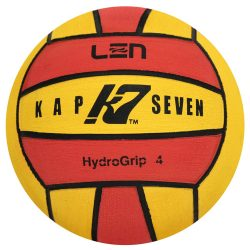 K7 Ball Size 4 yellow-red