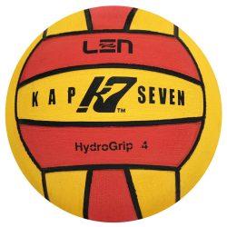 Wasserball - Kap7 Grösse 4 gelb-rot
