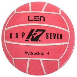 Wasserball-Kap7 Grösse 4-pink