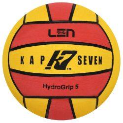 Wasserball - Kap7 Grösse 5 gelb-rot