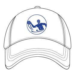 Baseballmütze -Frem Wasserball weiß