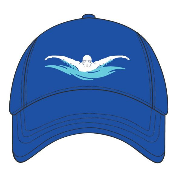 Frem-Baseballmütze Schwimmende-königsblau