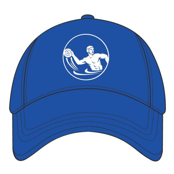 Frem-Baseballmütze Wasserball-königsblau