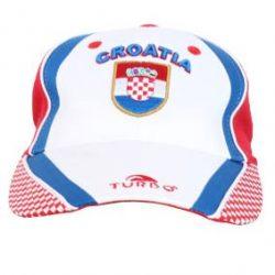 Baseballkappe - Croatia
