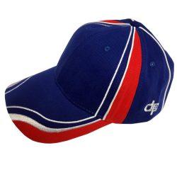 Baseball Kappe - blau-weiss-rot