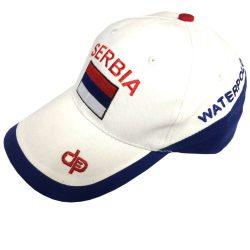 Baseball Kappe - Serbie