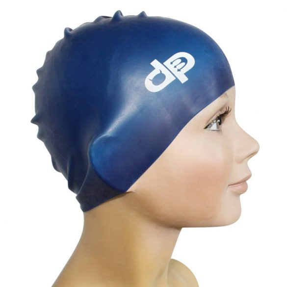 Schwimmkappe-silikon-königsblau