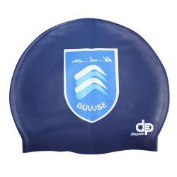 Schwimmkappe - Budaörs royalblau silikon