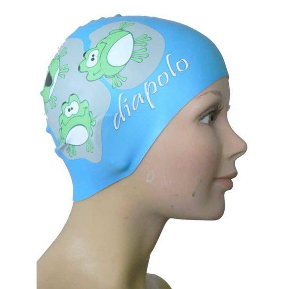 Schwimmkappe-Frosch silikon