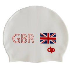 Schwimmkappe - Großbritannien silikon