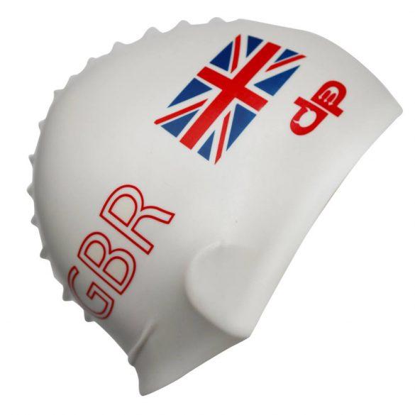 Schwimmkappe-Gross Britannien silikon