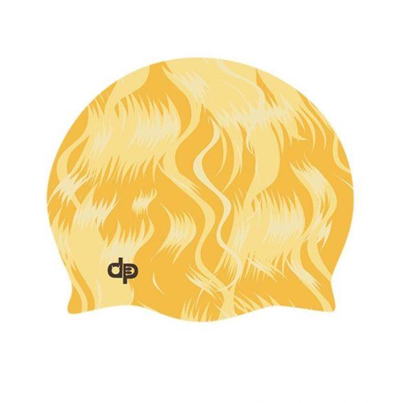 Schwimmkappe-Blonde