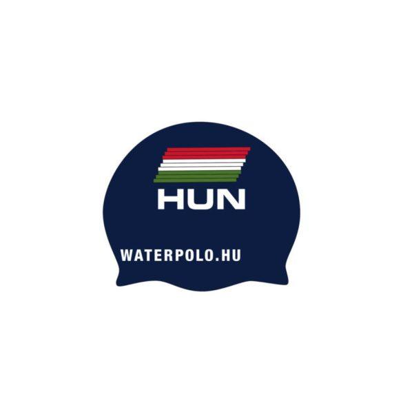 Ungarische Wasserball-Nationalmannschaft-Schwimmkappe-navy blau
