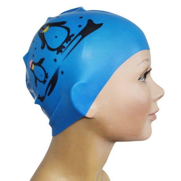 Schwimmkappe-Pinguin silikon