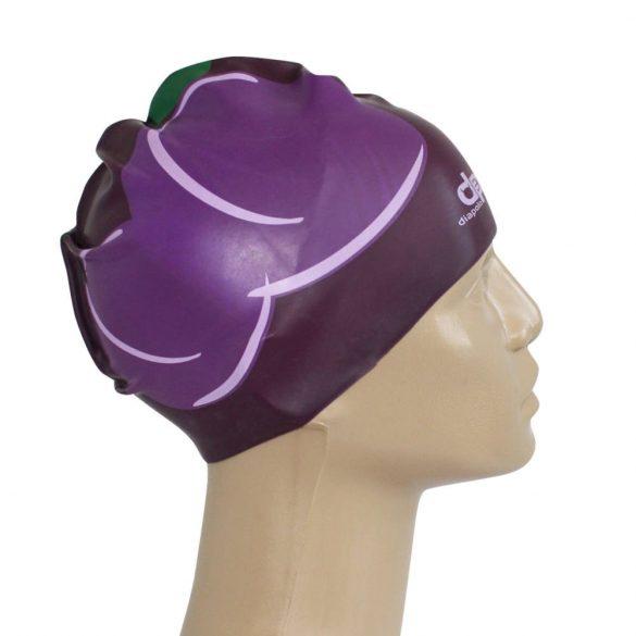 Schwimmkappe-Pflaume silikon