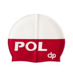Schwimmkappe - Poland 2 silikon