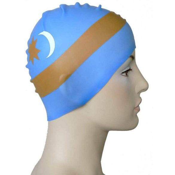 Schwimmkappe-Székely silikon