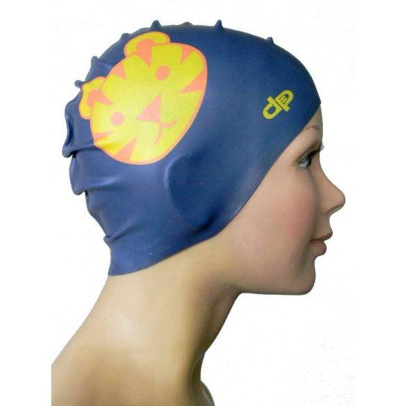 Schwimmkappe-Tiger silikon