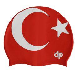 Schwimmkappe - Türkei 2 silikon