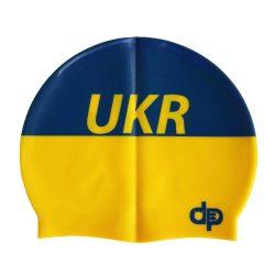Schwimmkappe - Ukraine 2 silikon