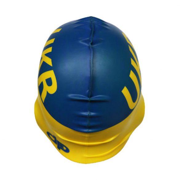 Schwimmkappe-Ukraine 2 silikon