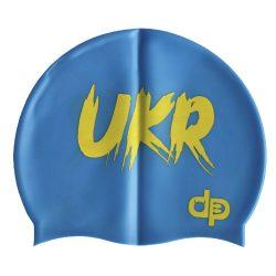 Schwimmkappe - Ukraine silikon