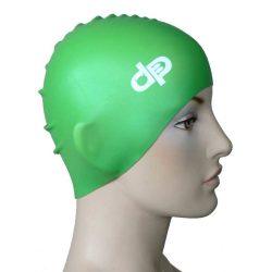 Schwimmkappe - grün silikon