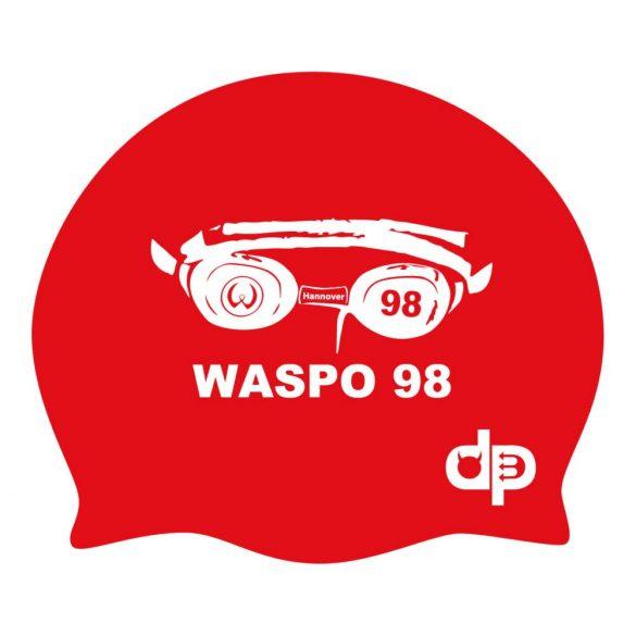 WASPO 98  Silikon  Schwimmkappe Design2