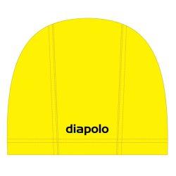 Schwimmkappe - gelb lycra