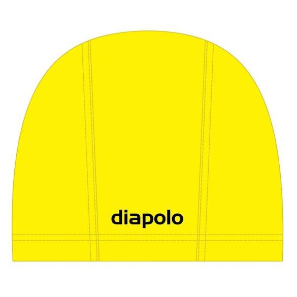 Schwimmkappe-gelb lycra