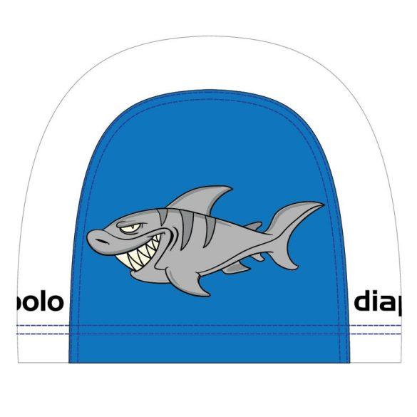Schwimmkappe-Shark lycra