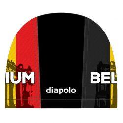 Schwimmkappe - Belgium lycra