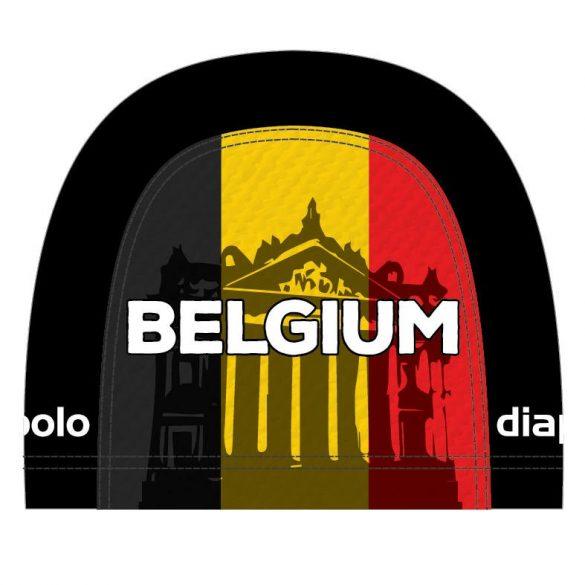 Schwimmkappe-Belgium lycra