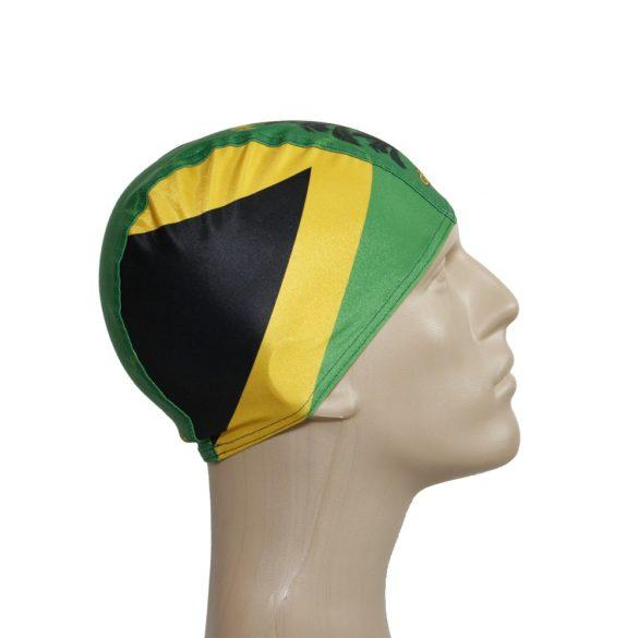 Schwimmkappe-Jamaica lycra