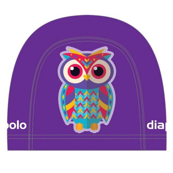 Schwimmkappe-Owl lycra