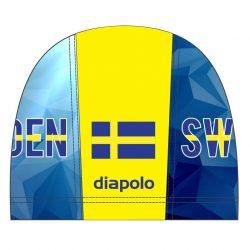 Schwimmkappe - Sweden lycra