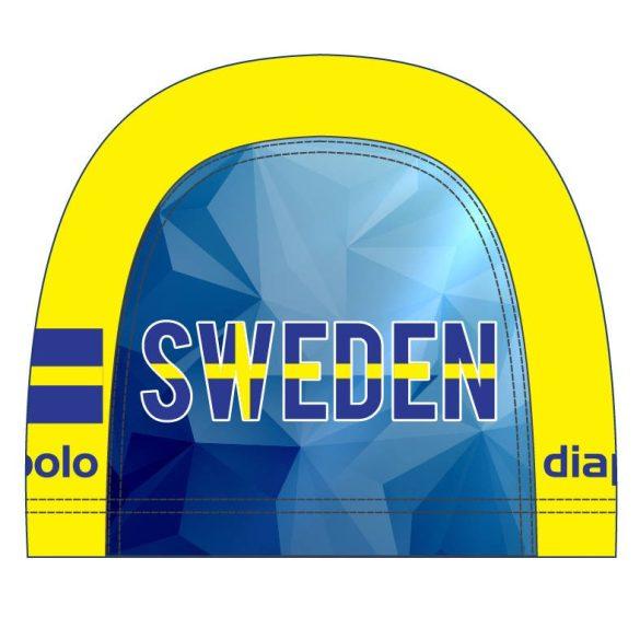 Schwimmkappe-Sweden lycra