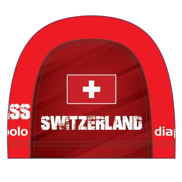 Schwimmkappe-Switzerland lycra
