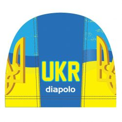 Schwimmkappe -Ukraine lycra