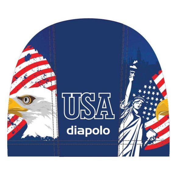 Schwimmkappe-USA lycra
