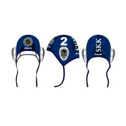 WATERPOLO CAP BLUE