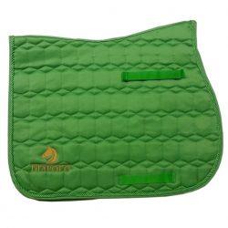 Sattel-Küne-grün