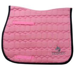 Sattel-Küne-pink