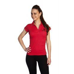 Damen Poloshirt-Design 1 gestickte